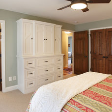 Traditional Bedroom by Kuhl Design Build LLC