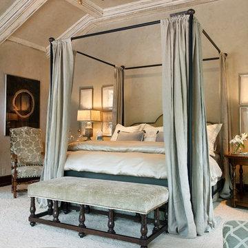 An Italian Villa for the Modern Couple -- Wichita, Kansas