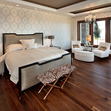 Contemporary Bedroom by Architectural Interiors LLC