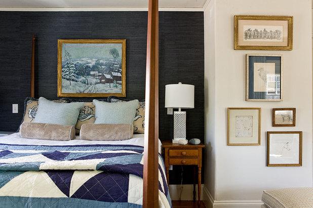 Классический Спальня by Ana Donohue Interiors