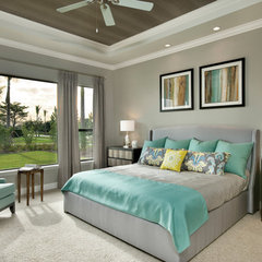 contemporary bedroom by Arthur Rutenberg Homes