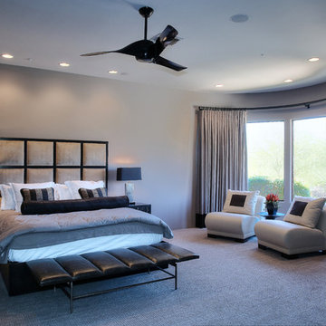 """""""Ancala"""" Residence in North Scottsdale - After"""