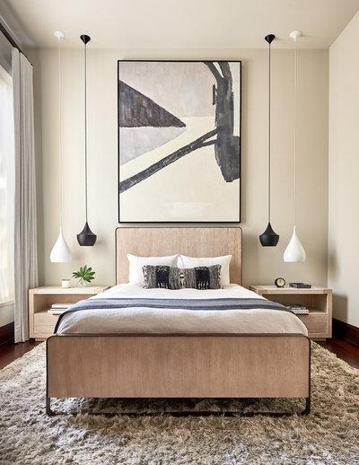 Modern Schlafzimmer by Artistic Interior Design/Amy N. Lee, ASID