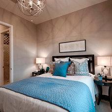 Transitional Bedroom by FrontDoor Communities