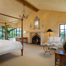 Traditional Bedroom by Maienza-Wilson Interior Design + Architecture