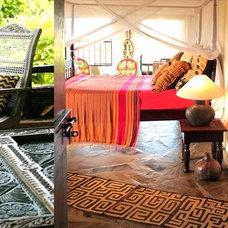 Tropical Bedroom Andersson's Room, Kinondo Kwetu, Kenya