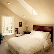Traditional Bedroom by Andre Rothblatt Architecture
