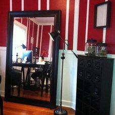 Eclectic Bedroom by AngelaBraizat