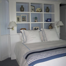 traditional bedroom by Geneva Cabinet Company