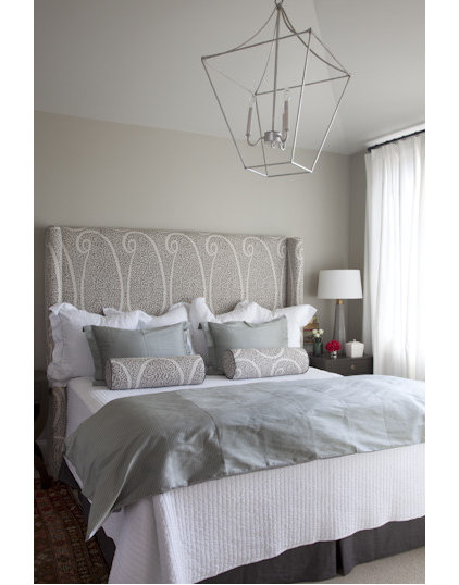 Bedroom by Julie Couch Interiors