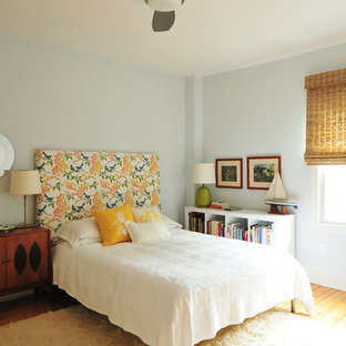 Annie Elliott's Color Splashed Home in DC