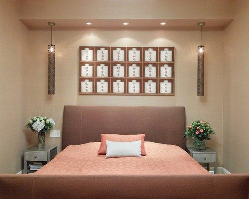 schlafzimmer asiatisch asiatisch anmutende zen schlafzimmer mit, Schlafzimmer entwurf