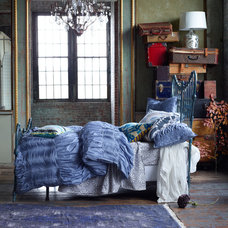 Eclectic Bedroom by Anthropologie