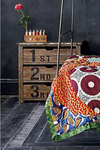 Eclectic Bedroom Anthropologie Home