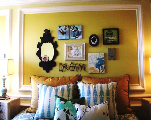 Funky wall decor ideas pictures remodel and decor for Funky wall art