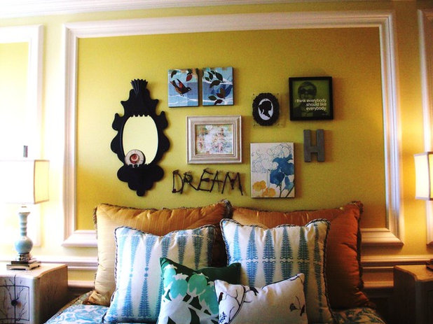 Bedrooms With A Personal Stamp Of Style