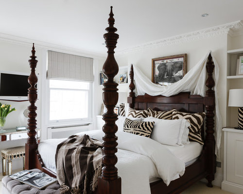 Four Poster Bed Home Design Ideas Pictures Remodel And Decor