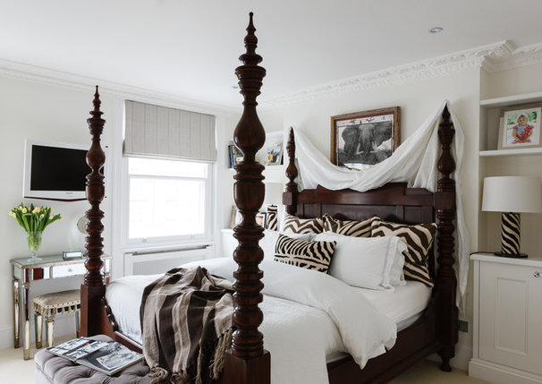 Traditional Bedroom by MPD London
