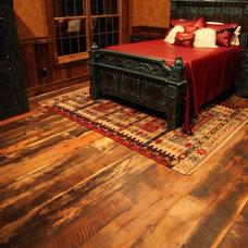 Rustic Bedroom by Olde Wood Ltd.