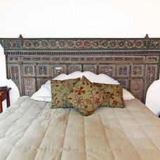 Eclectic Bedroom by Shelley Gardea