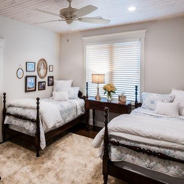Antique Twin Bed Guest Bedroom