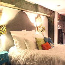Eclectic Bedroom by Adam Breaux