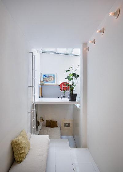 houzzbesuch eine nur 2 10 meter breite wohnung in madrid. Black Bedroom Furniture Sets. Home Design Ideas