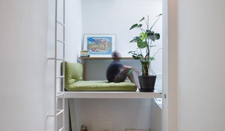 Casas Houzz: Un piso en Madrid de 21 m²… que parecen muchos más
