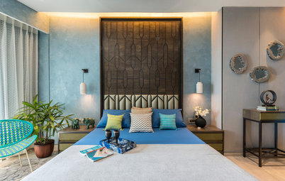 10 Gorgeous Blue Bedrooms