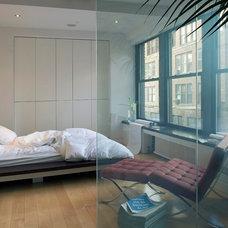 Modern Bedroom by 38 Spatial, Inc.