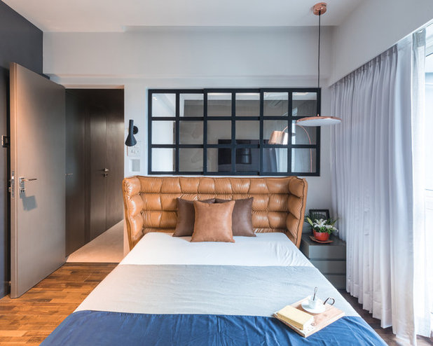 Eclectic Bedroom by Anushka Contractor