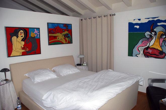 Modern Bedroom by Jules van de Ven