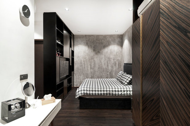 Bedroom by Architology