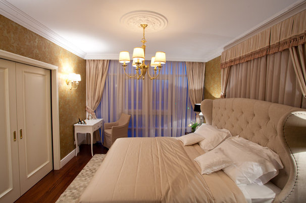Traditional Bedroom by Simutin Design