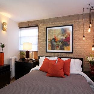 Idéer för att renovera ett industriellt sovrum