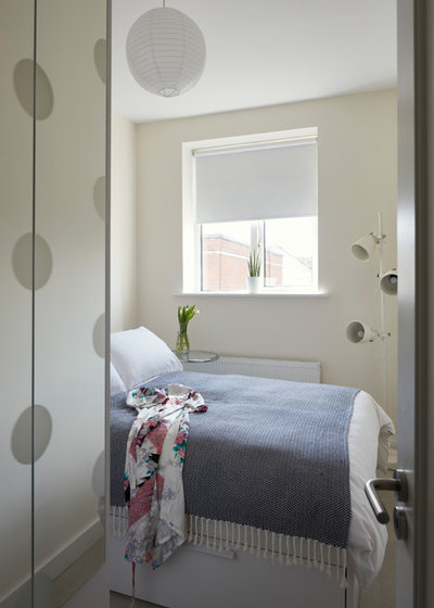 Contemporary Bedroom by houseology