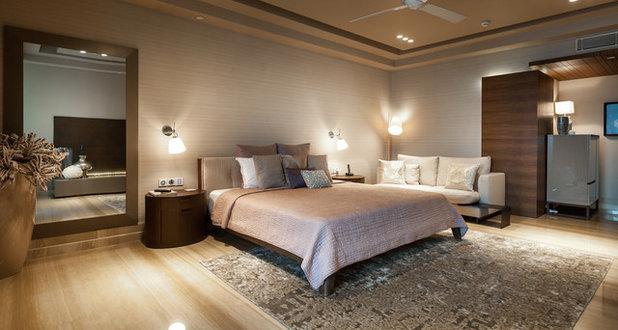 Contemporary Bedroom by Essentia Environments