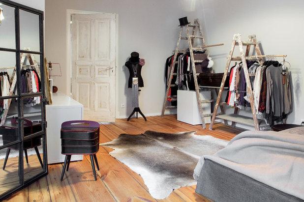 Cabina Armadio Tenda Polvere : Come vivere senza un armadio per i vestiti
