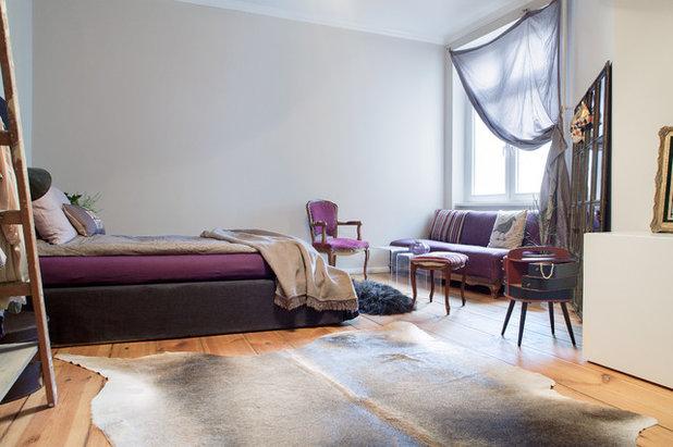 Eklektisch Schlafzimmer by Luca Girardini - Photos