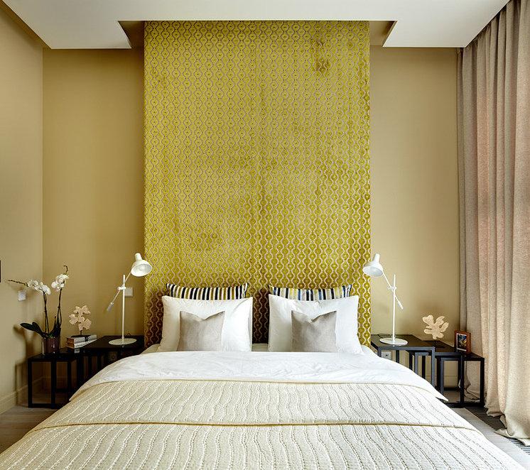 Современный Спальня by Berphin Interior