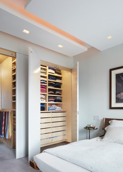 Modern Schlafzimmer by Bromley Caldari Architects PC