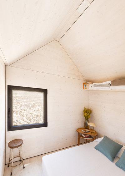 Moderno Dormitorio by ÁBATON