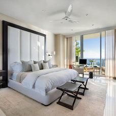 Contemporary Bedroom by SoJo design