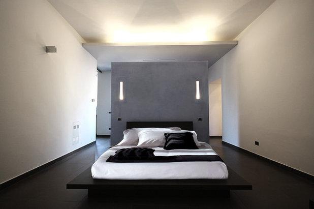 Contemporary Bedroom by Diego Bortolato Architetto