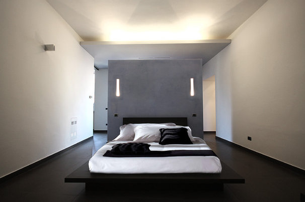 Contemporary Bedroom by Diego Bortolato