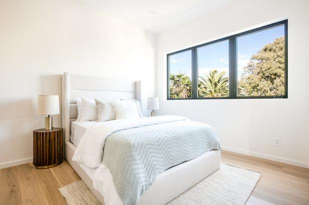 Contemporary Bedroom by Silicon Bay