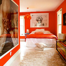 Contemporary Bedroom by BeauIdeal Inc. Interior Design