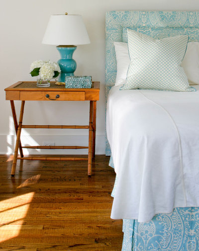 Traditional Bedroom by Design House