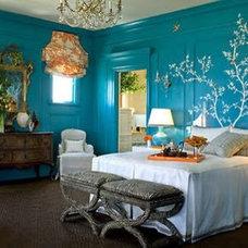 Bedroom aquaman