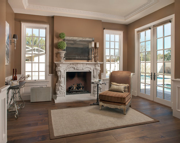 Traditional Bedroom by Luster Custom Homes
